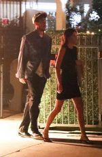 KENDALL JENNER and Devin Booker Night Out in Santa Monica 08/21/2020