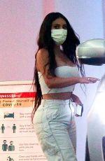 KIM KARDASHIAN Leaves Her Dermatologist in Beverly Hills 08/22/2020