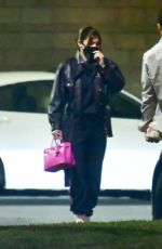 KYLIE JENNER at Private Terminal at LAX in Los Angeles 08/28/2020