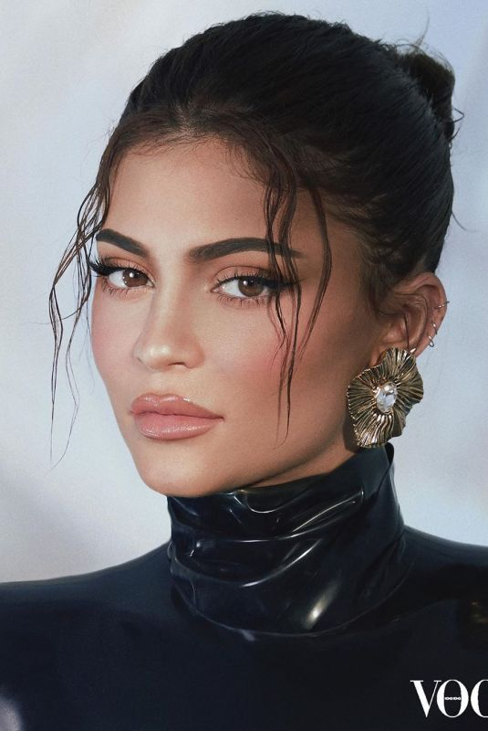 KYLIE JENNER for Vogue Magazine, Hong Kong August 2020