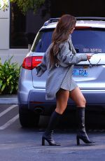 KYLIE JENNER Leaves a Meeting in Calabasas 08/06/2020