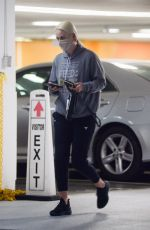 LINDSEY VONN Out and About in Los Angeles 08/06/2020