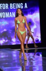LULI FAMA Fashion Show at Paraiso Miami Beach 08/22/2020