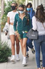 MADISON BEER Out and About in Beverly Hills 08/13/2020