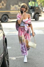 MADISON BEER Out and About in West Hollywood 08/18/2020
