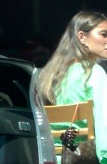 MADISON BEER Out for Lunch in Hollywood 08/07/2020