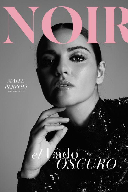 MAITE PERRONI for Noir Magazine, July 2020