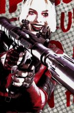 MARGOT ROBBIE - The Suicide Squad 2021 Promos and Trailers