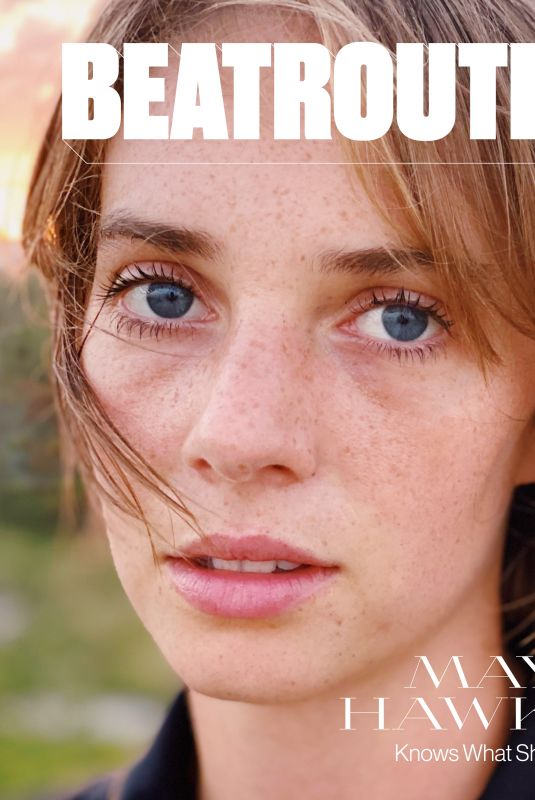 MAYA HAWKE for Beatroute Magazine, August 2020