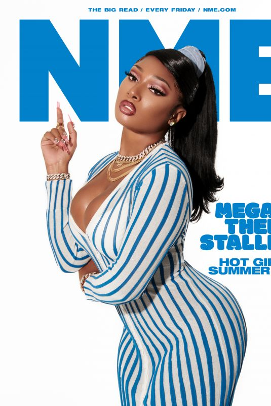 MEGAN THEE STALLION for NME Magazine, July 2020