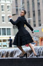 MISTY COPELAND at I Love NY Vogue Photoshoot in Manhattan 08/09/2020
