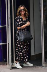 MYLEENE KLASS Arrives at Smooth Radio in London 08/15/2020