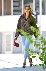 NICOLE WILLIAMS Out and About in Los Angeles 08/13/2020