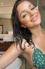 OANA GREGORY in Bikinis - Instagram Photos 08/10/20200