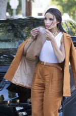 OLIVIA CULPO Out and About in Los Angeles 08/04/2020
