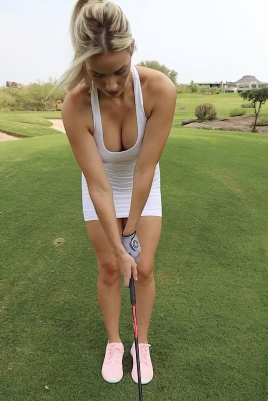 PAIGE SPIRANAC – Quickies with Paige: Flop Shot