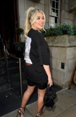 PAIGE TURLEY Out and About in Manchester 08/07/2020