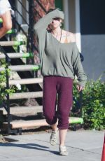 PARIS JACKSON Out and About in Los Angeles 08/05/2020