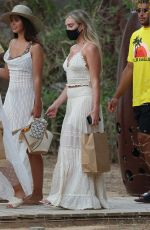 PERRIE EDWARDS Out on Vacation in Spain 08/03/2020