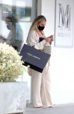 PERRIE EDWARDS Out Shopping on Vacation in Spain 08/04/2020