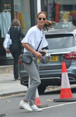 PIPPA MIDDLETON Leaves The Ivy in London 08/20/2020