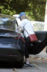 RACHEL MCADAMS Out and About in Los Angeles 08/06/2020