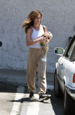RAINEY QUALLEY Leaves 7-eleven in Los Angeles 07/30/2020