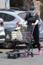 REBEL WILSON Shopping at Gelson