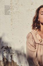 REGITZE CHRISTENSEN in Elle Magazine, Italy August 2020