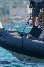 RITA ORA in Bikini on Vacation in Spain 08/06/2020