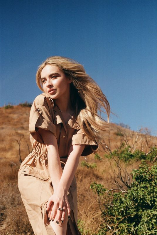 SABRINA CARPENTER – The Laterals Photoshoot, August 2020