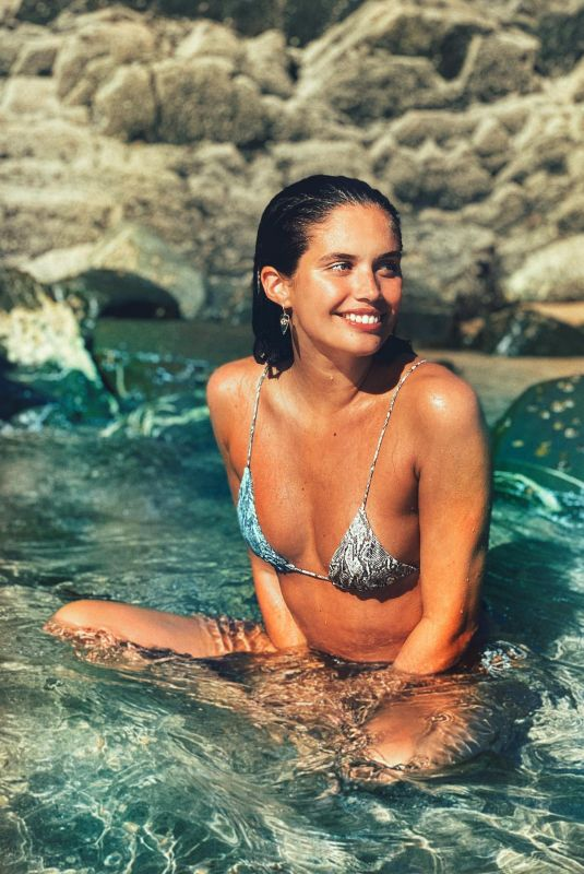 SARA SAMPAIO in Bikini – Instagram Photos 08/17/2020
