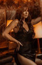 SERINDA SWAN at a Photoshoot, August 2020
