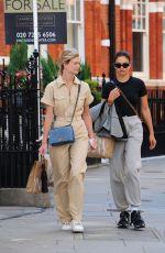 SHANINA SHAIK Out Shopping in New York 08/21/2020