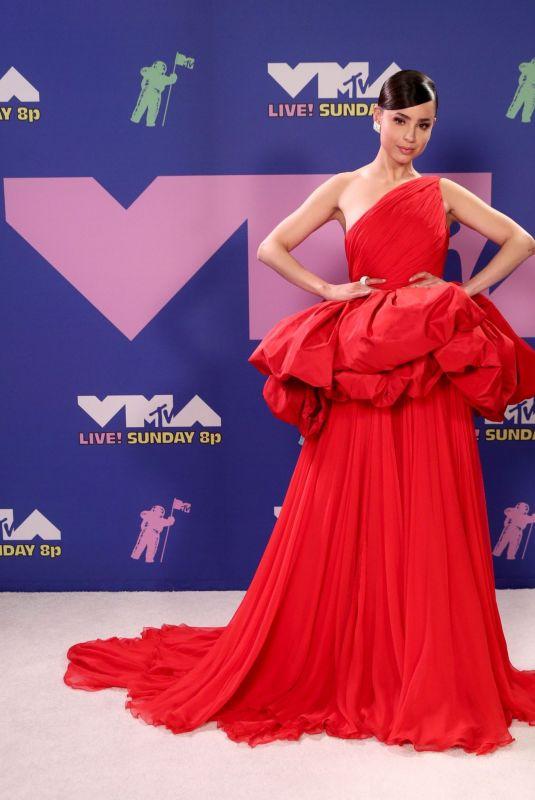 SOFIA CARSON at 2020 MTV Video Music Awards 08/30/2020
