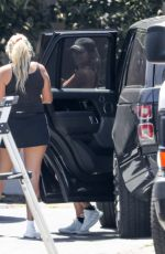 SOFIA RICHIE Leaves a Workout Session in Malibu 08/08/2020