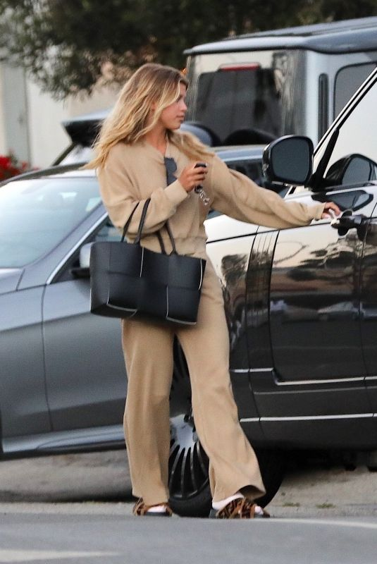 SOFIA RICHIE Out and About in Malibu 08/09/2020