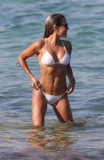 SYLVIE MEIS in Bikini on the Beach in France 08/01/2020