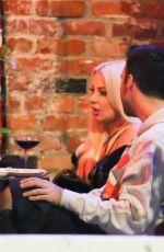 TANA MONGEAU and OLIVIA PONTON at Tao Restaurant in West Hollywood 08/25/2020