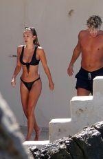 TIFFANY WATSON in Bikini at Hotel du Cap-eden-roc in France 08/04/2020