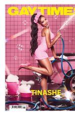 TINASHE for Gaytimes Magazine, August 2020