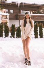 VIKI ODINTCOVA - Instagram Photos