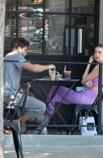 WHITNEY PORT in Tights Out in Los Angeles 08/28/2020
