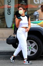 ADDISON RAE Leaves Dermatologist Office in Beverly Hills 09/15/2020