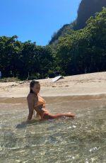 ALANA BLANCHARD in Bikini - Instagram Video and Photos 09/110/2020