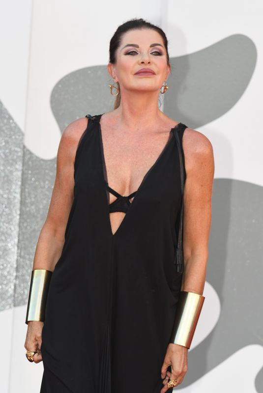 ALBA PARIETTI at Nomadland Premiere at 77th Venice Film Festival 09/11/2020