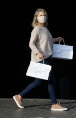 ALI LARTER Out and About in Santa Monica 09/17/2020
