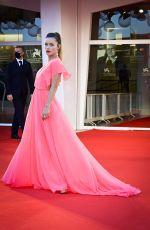 ALICE BELLAGAMBA at The World to Come Premiere at 2020 Venice Film Festival 09/06/20