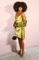 ALICIA AYLIES at Etam Spring/Summer 2021 Fashion Show at PFW in Paris 09/29/2020