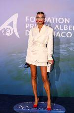 ALINA BAIKOVA at Monte-carlo Gala for Planetary Health 09/24/2020